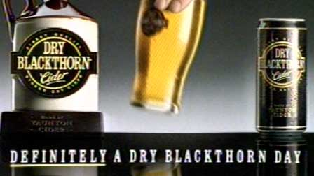 Dry Blackthorn Cider