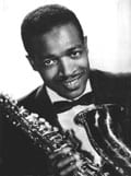 r & b saxophone players - Noble Thin Man Watts