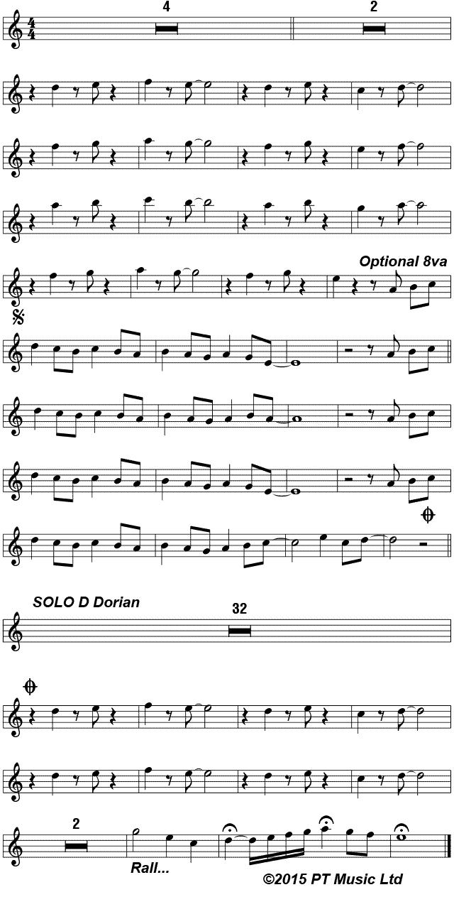 Doreen a la Mode tenor