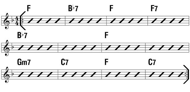 Slinky Chords tenor