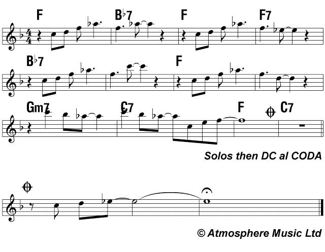 Slinky tenor