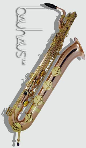 Saxophone reviews: bauhaus baritone