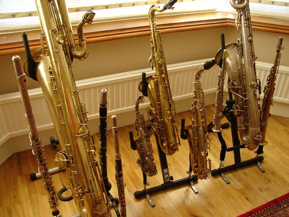 sax cleaning & maintenance