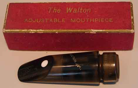 Walton mouthpiece