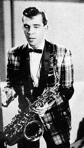 Rock & Roll saxophone players: Rudi Pompilli