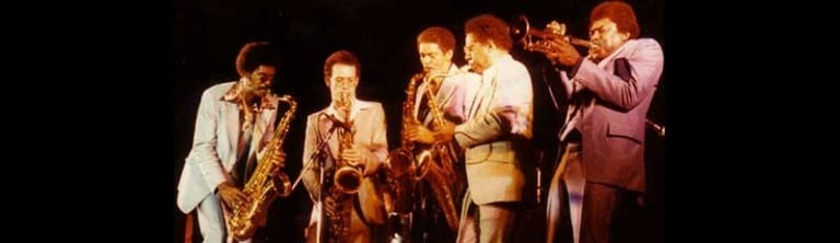 Fats Domino Horn section