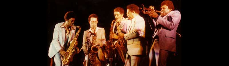 Great Rhythm & Blues and Rock Sax Players Taming The Saxophone