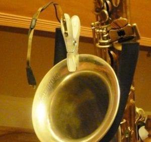 Saxophone Clipon Microphone