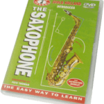 Saxophone Instruction DVD