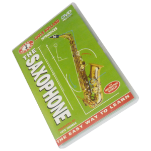 Pete Thomas saxophone instruction DVD