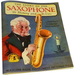 Story of the saxophone