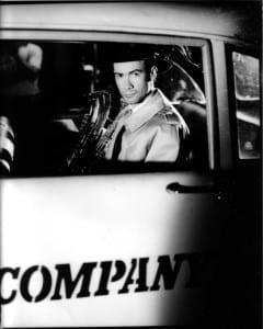 Pete in Cab