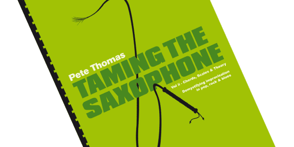 Taming The Saxophone vol2