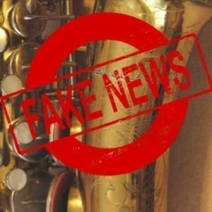 Saxophone Myths &  Fake News
