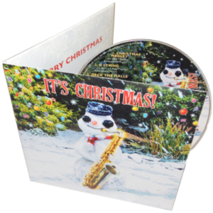 Christmas CD & Card